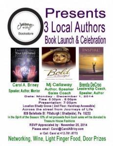 New Book Launch Flyer jpg